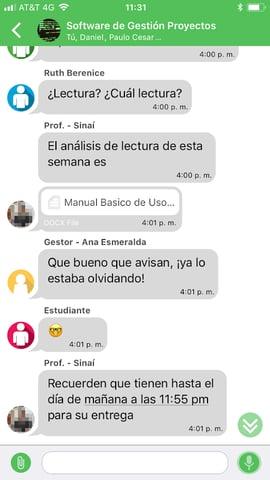 UTEL Messenger - App